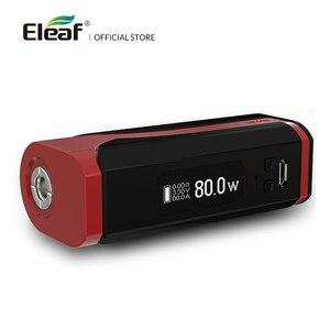 Image 4 - Büyük satış orijinal Eleaf iKuu i80 MELO 4 tam kiti ile 2ml/4.5ml E sıvı kapasite 3000mAh pil 510 iplik EC2 kafa vape