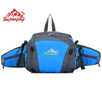 Waterproof Oxford Fanny Pack Waist Bags Bicycle Riding Belt Bags Bum Money Pouch Cell Phone Bag