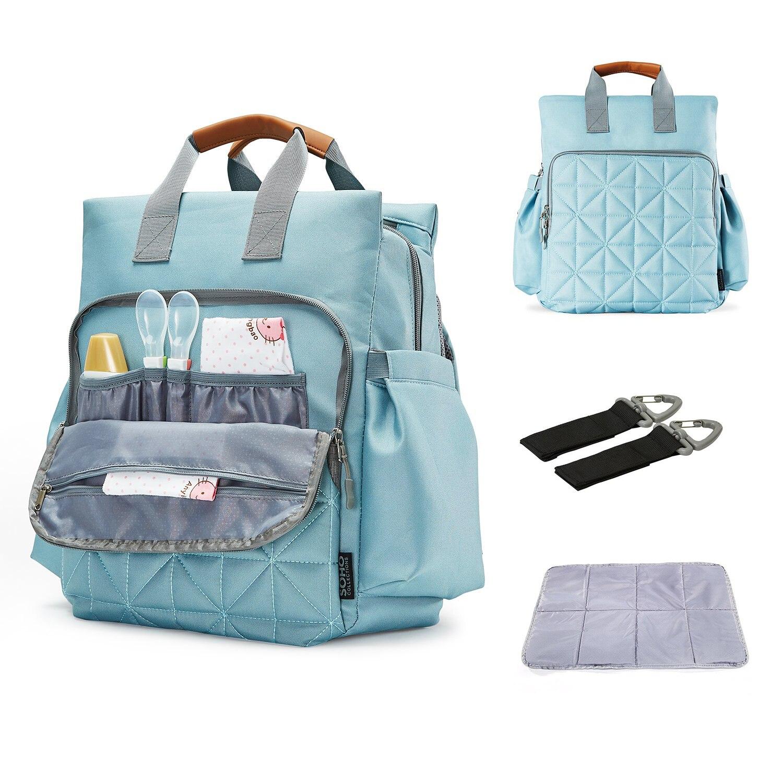ABOUTBABY mode maman poussette bébé sac bébé soin Nappy sac à dos maternité sac à couches grand sac d'allaitement sac à dos de voyage