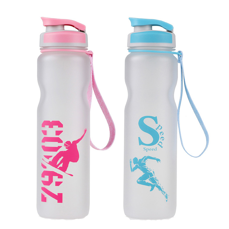 1000ml Sport Water Bottles Tea Infuser Drinking Plastic Bottle For Water Travel Portable Bicycle Space Protein Shaker BPA Free
