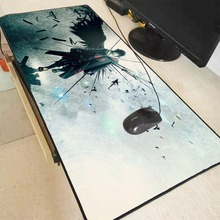 Mairuige Naruto Speed Locking Edge Gaming Mousepad Japan Anime Cartoon Print Large Size Game Mouse Pad For CSGO DOTA  Gamer