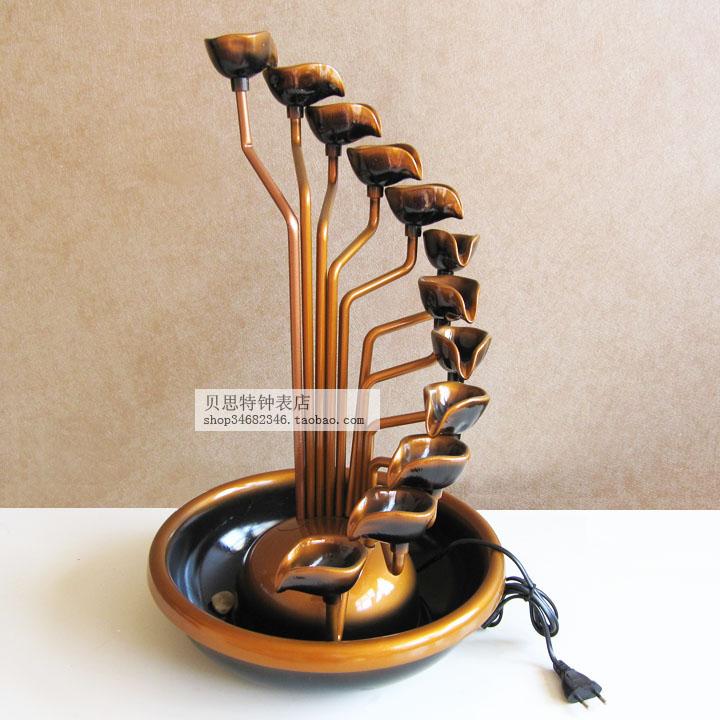 ciclo de envo de estilo europeo creativo de la antigua fuente de agua decoracin de la decoracin de interiores decoracin del