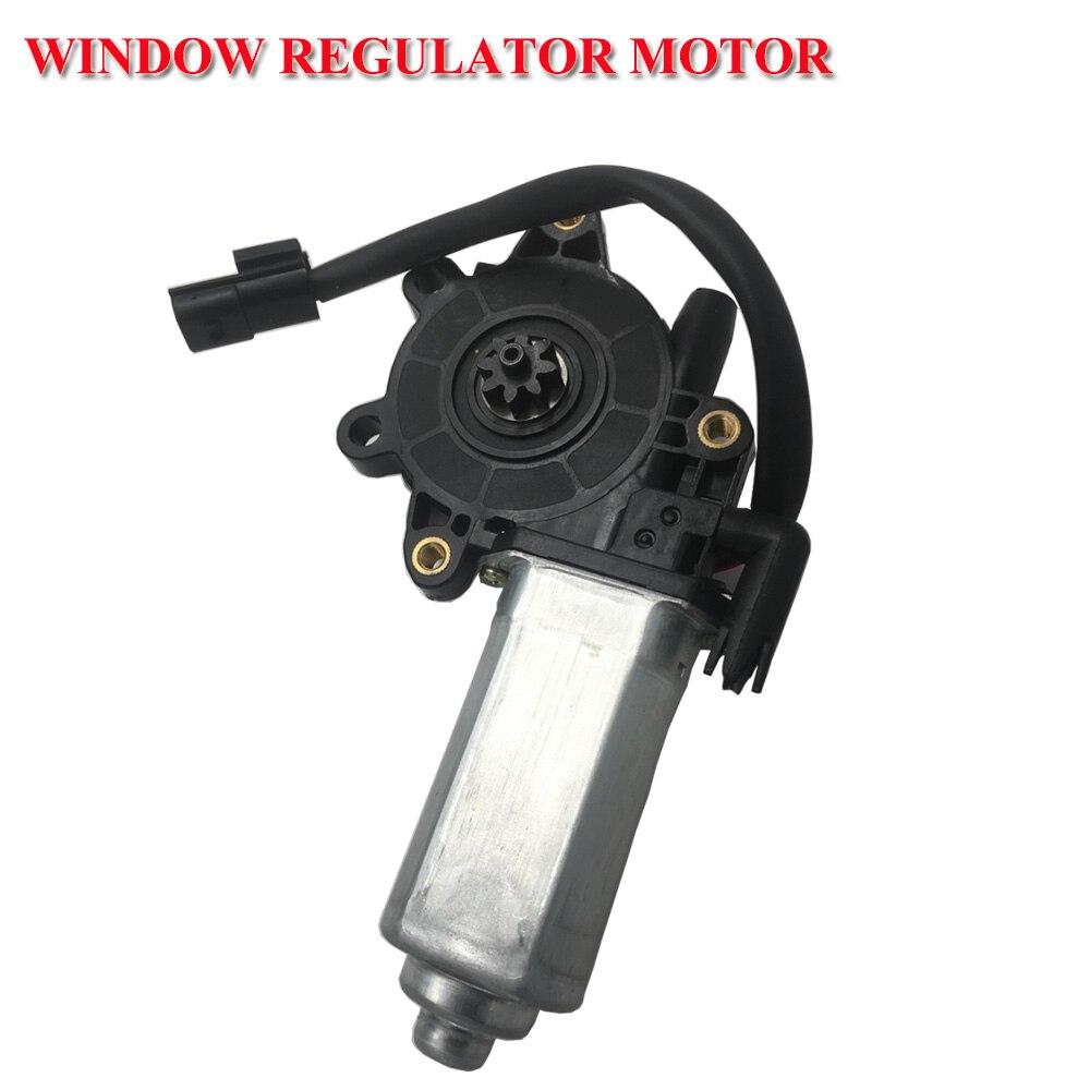 Land Rover Discovery 2 TD5 /& V8 FRONT RH Window Regulator MOTOR CUR100440