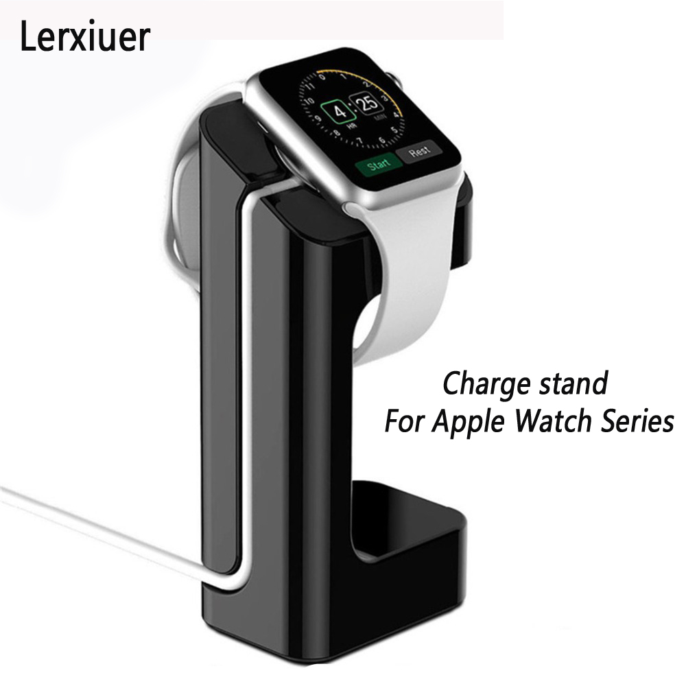 Charge stand For Apple Watch 42mm 38mm 44mm 40mm iWatch 4 3 2 1 smart watch accessories charging dock station holder