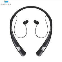 Original LEPHEE Bluetooth Headset Wireless Headphone with Microphone 980 Sport Stereo Bluetooth Earphone for iPhone Mobile Phone