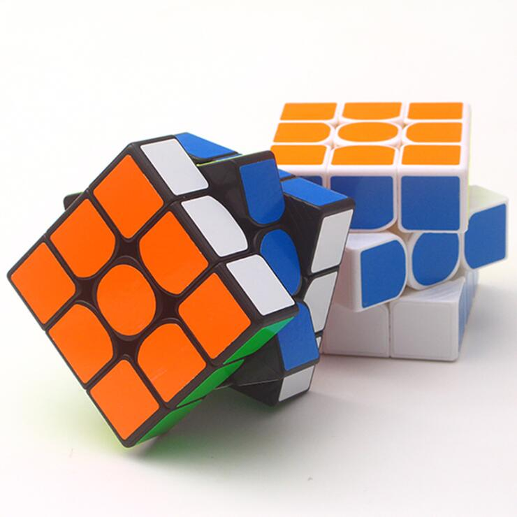YUXIN Little Magic 3x3x3 Magic Cube Speed Cube For Children's Intellectual Growth