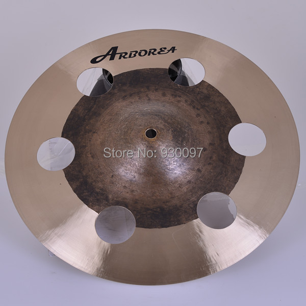 High quality  Ghost  16O-ZONE CYMBAL,Arborea  Row  drum  cymbal high quality b20 cymbals dragon 16 o zone china