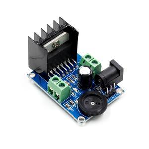 Image 2 - Hohe Qualität Audio Power Verstärker DC 6 zu 18V TDA7297 Modul Doppel Kanal 10 50W