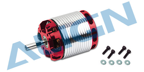 Align Trex 500MX Brushless Motor(1600KV/3225) HML50M03 Align trex 500 parts Free Shipping with Tracking free shipping 450 mx 3500 kv brushless motor tl450mx 3500