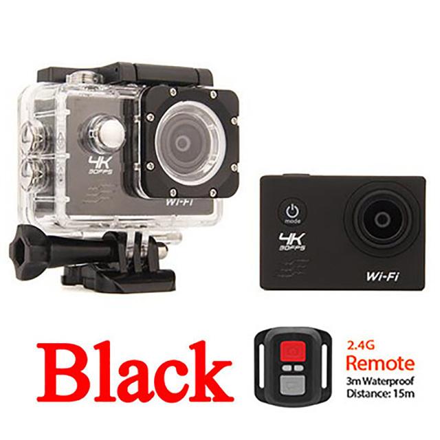 16MP Câmera de Ação 4 K Wi-fi à prova d' água 2 Polegada sj estilo ir cam pro 4 f60 Ultra HD 1080 P 60fps subaquáticas Capacete Esporte câmera