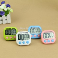 1 PC Kitchen Large LCD Digital Cooking Timer Count Down Up Clock Loud Alarm Magnetic