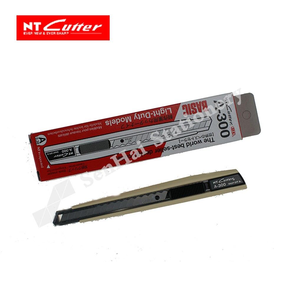 JAPAN NT Cutter Knife A-300 Cutter knife/Utility Knife king double krn a5t 5 zirconia ceramic utility knife w sheath red white