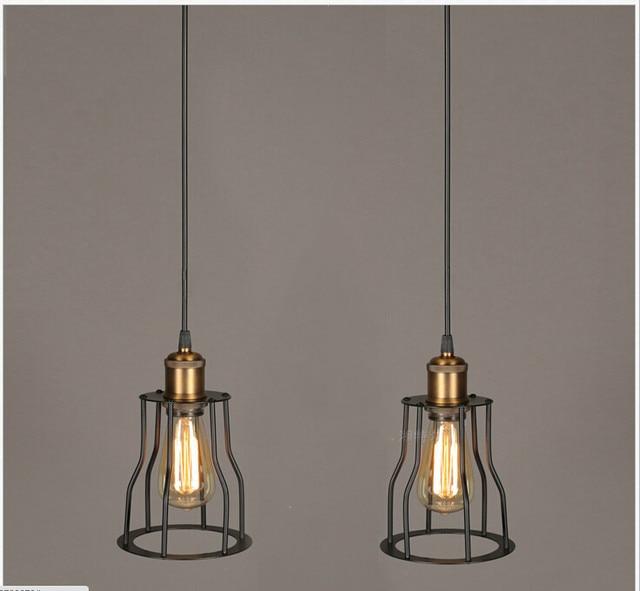 Scandinavische Designer Hanglamp RH LOFT Industriële Magazijn Lamp ...