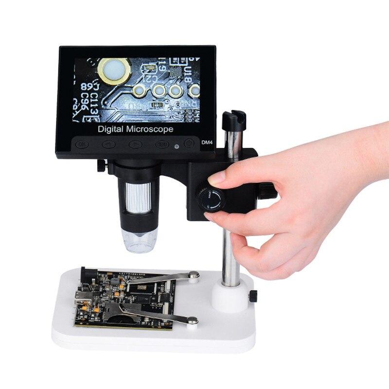 1000x2.0 MP Microscope électronique numérique 4.3