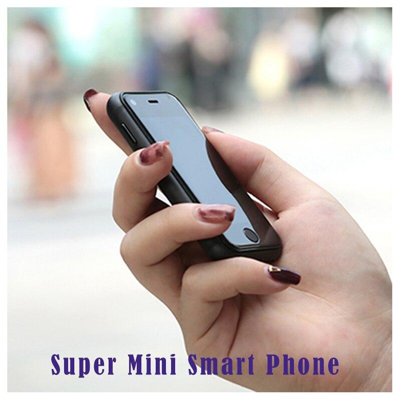 Смартфон SOYES 7S 6S, Super Mini, Android, четырехъядерный процессор MTK, 1 Гб + 8 Гб, 5,0 МП, две SIM-карты, экран высокой четкости, 8 S, мобильный телефон X S8, S9