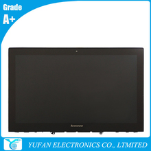 Replacement Assembly 5D10J40809 For Lenovo Y50-70 Laptop LCD Module Touch Screen Panel Display With Bezel LP156WF4(SP)(L1)