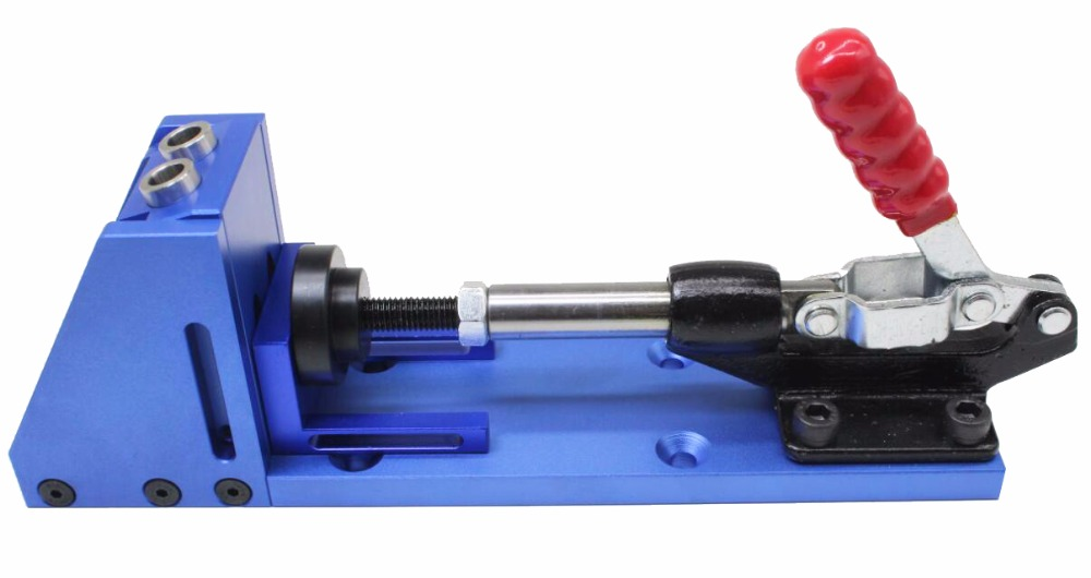 Guía de la carpintería Carpenter kit sistema agujero inclinado ...