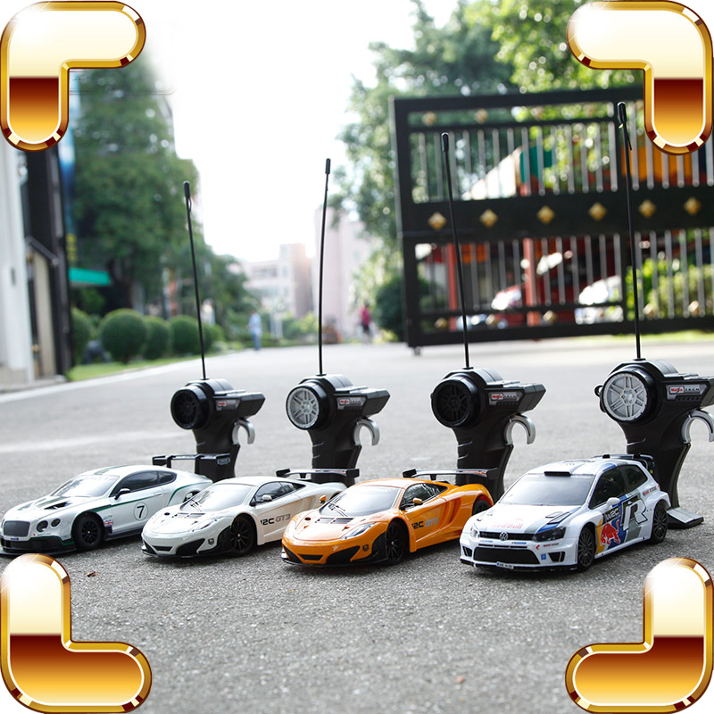 New Year Gift 1:24 RC Remote Control Car Racer Vehicle Speed Machine Mini Toy Cars Drift Kids Boys Game Fun Present Simulation new year gift 1 14 murcielago rc speed roadster car remote vehicle perfect drift for fun electric model boy toys race