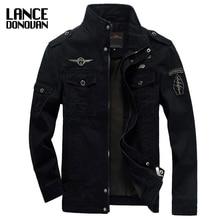 Новинка, мужская куртка в стиле милитари зеленого цвета хаки, 3 цвета, зимняя, большие размеры, M-XXXL, 5XL, 6XL, повседневная мужская куртка, брендовая армейская одежда