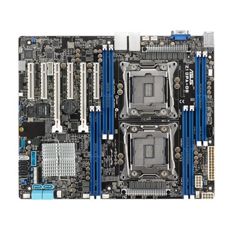Z10PA-D8 сервер доска C612 чип двойной Материнская плата сервера