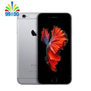 Original Unlocked Cell phone Apple iPhone 6s 4.7inch screen 2GB RAM 16GB/32GB/64GB/128GB 12.0MP WCDMA 4G-LTE free shipping