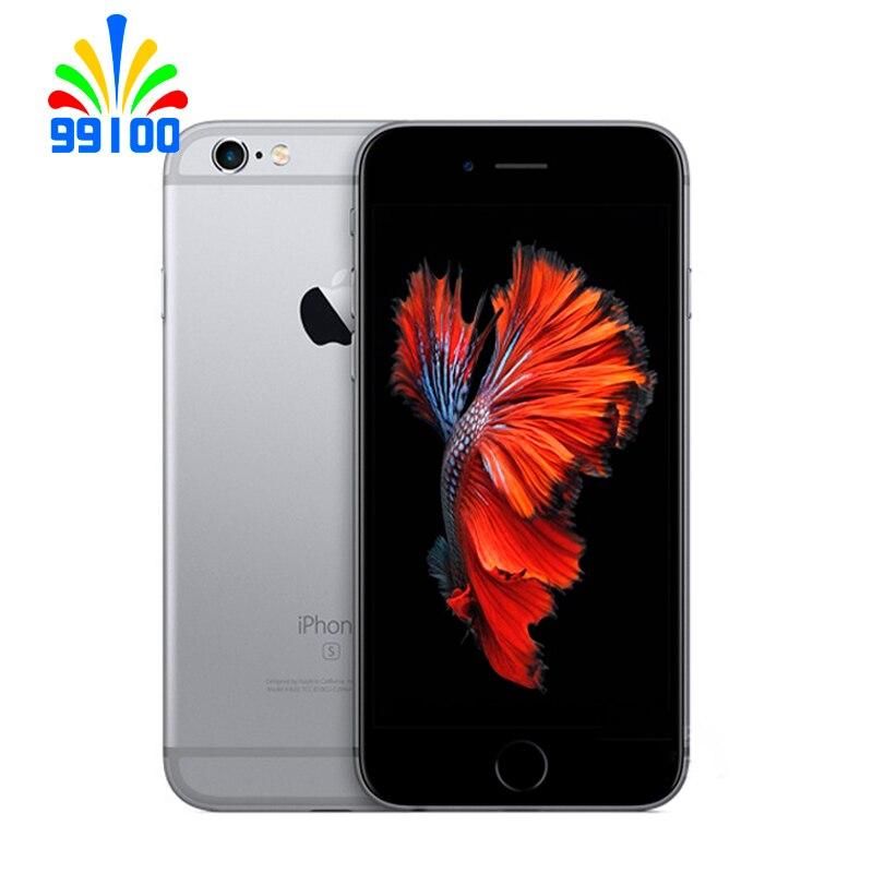 Used Original Unlocked Apple Iphone 6s 4.7inch 2gb Ram 16gb/32gb/64gb/128gb 12.0mp Wcdma 4g Lte Used Iphone6s
