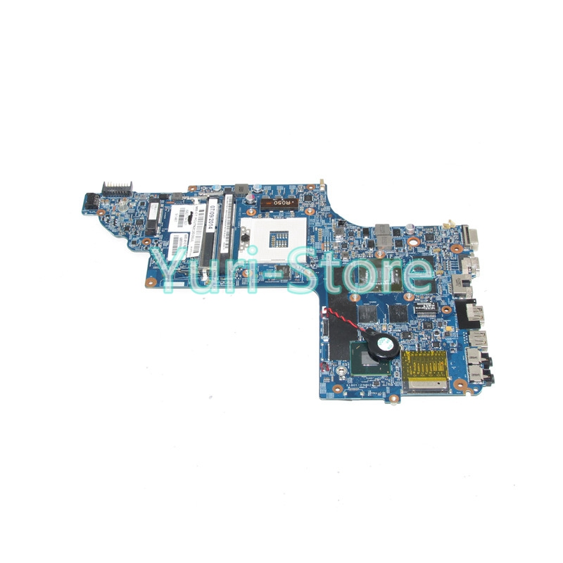 NOKOTION original 48.4ST06.021 For HP pavilion DV6 DV6-7000 682174-501 15 Inch GT650M 2G Graphics Mainboard works original 615279 001 pavilion dv6 dv6 3000 laptop notebook pc motherboard systemboard for hp compaq 100% tested working perfect