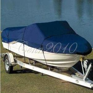 Boat Cover for 171819 Beam 95 Heavy Duty Trailerable Fish Ski V Hull 210D