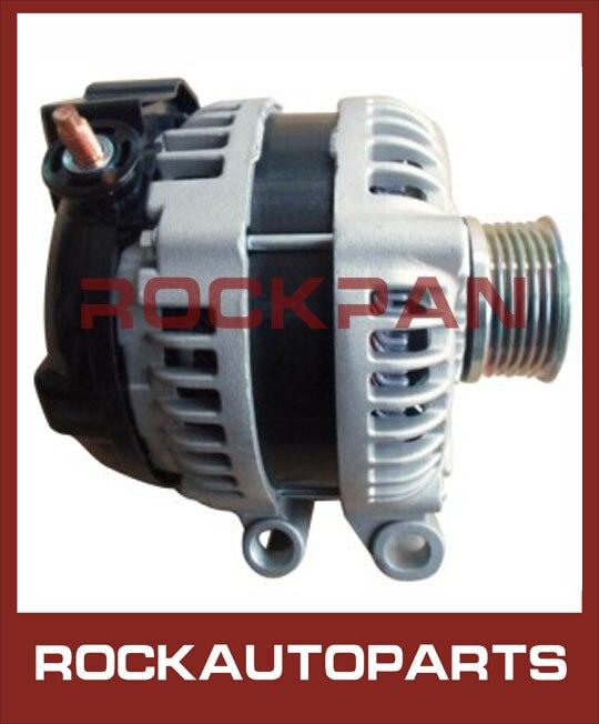 Alternador novo 104210-3720 1042103720 4r83-10300-ab 4r8310300ab para jaguar land rover