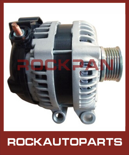 Nowy alternator 104210-3720 1042103720 4R83-10300-AB 4R8310300AB dla JAGUAR LAND ROVER