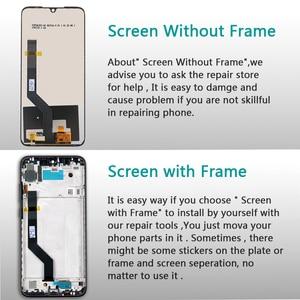 Image 3 - จอแสดงผล LCD สำหรับ Xiaomi Redmi หมายเหตุ 7 LCD Touch Screen Digitizer ASSEMBLY 10 TOUCH สำหรับ Redmi Note7 Pro / Note7 repair Part
