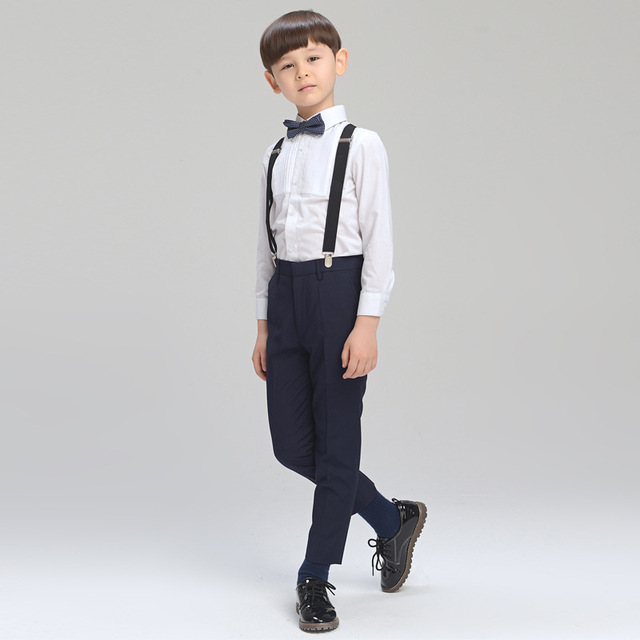 Buy 2017 springr big boys shorts clothing for Boys dress clothes wedding