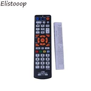 Image 4 - Elistooop evrensel uzaktan kumanda profesyonel uzaktan kumanda öğrenme fonksiyonu ile destekler TV SAT DVD akıllı kontrol Part2018