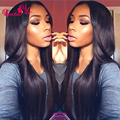 Peruvian Virgin Hair Straight 4 Bundle Deals 7a Peruvian Straight Virgin Hair Human Hair Weave Brown Peruvian Straight Hair