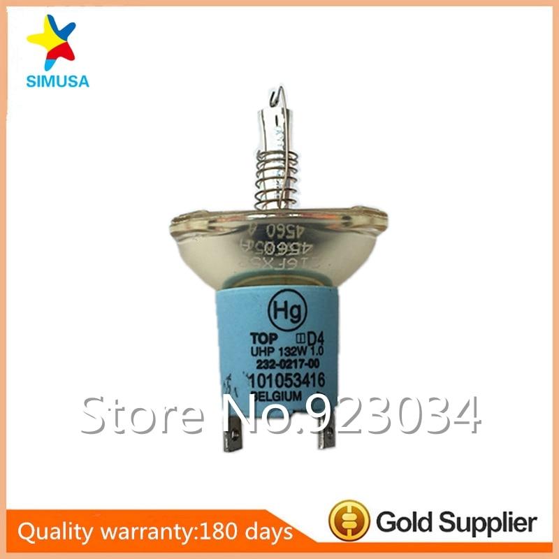 Original bare projector lamp bulb CS.5JJ0V.001  for  CP120  CP125 original projector lamp 9e 08001 001 bare bulb for mp511