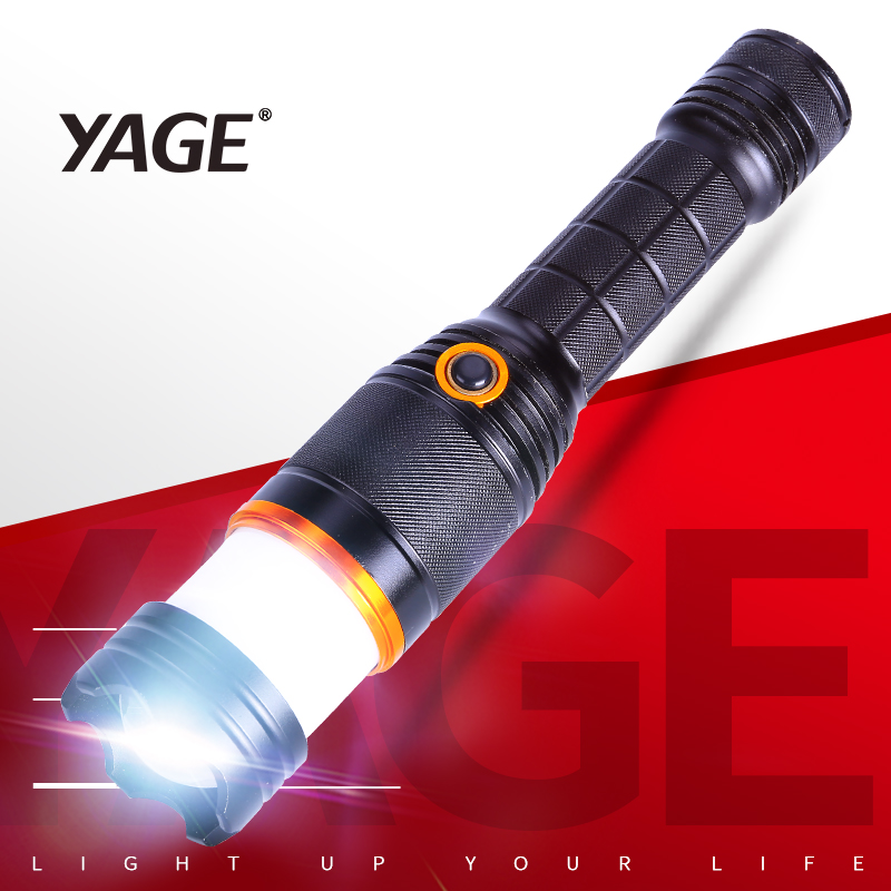 Tactical lommelygte 18650 cree t6 Camping Lanterna Torch Lampe Torche Ultra Puissante Taschenlampe Zaklamp Hjælp LED lommelygte