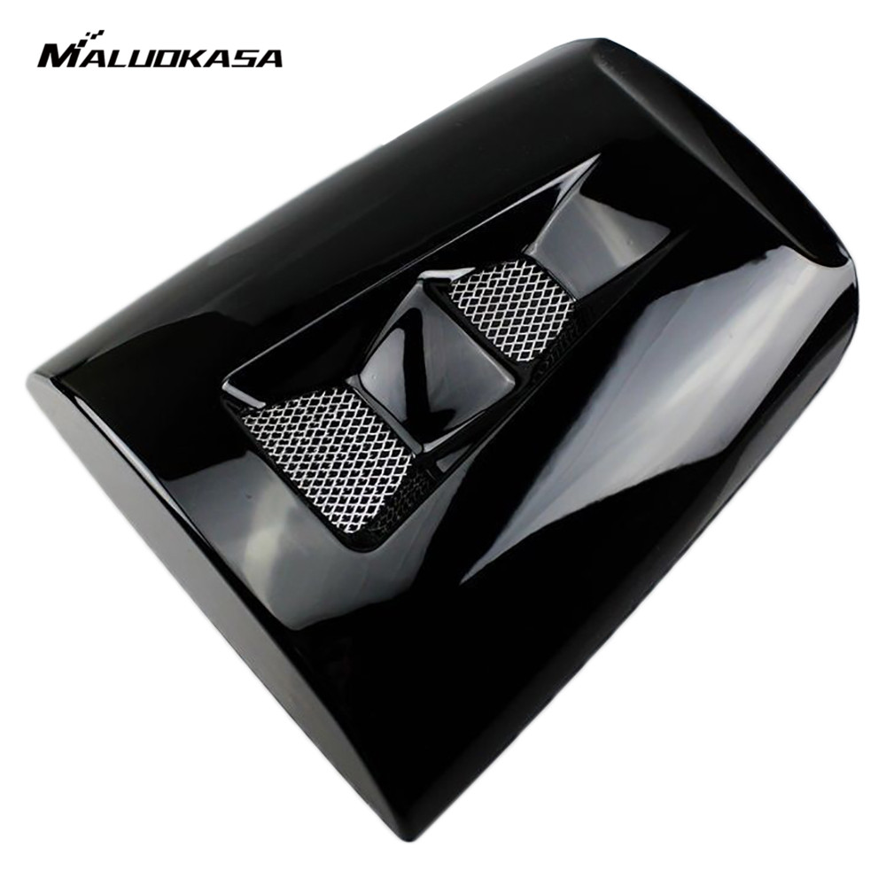 MALUOKASA Motorcycle Rear Pillion Seat Cowl Fairing Cover for Honda CBR1000RR 2004 2005 2006 2007 Motorbike Aftermarket Parts