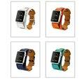 42mm 38mm iwatch brazalete pulsera de cuero genuino correa de la banda doble recorrido de cadena multi mix tipo de reloj de la correa para apple watch