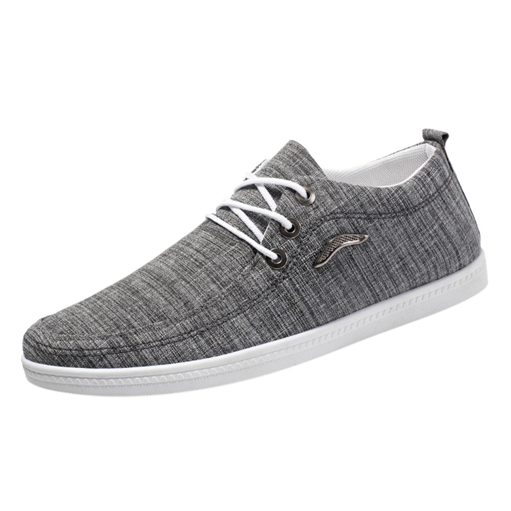 2019 Fashion mens casual shoes Outdoor Canvas Casual Lace-Up Shoes Lazy Shoes Breathable Sneakers homme SIZE 36-47 AQ668-676 B12019 Fashion mens casual shoes Outdoor Canvas Casual Lace-Up Shoes Lazy Shoes Breathable Sneakers homme SIZE 36-47 AQ668-676 B1