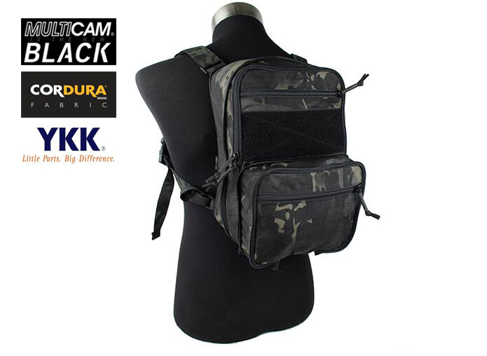 цена на Expandable 410 FlatPack Multicam Black MOLLE Utility Tactical Backpack+Free shipping(XTC050844)