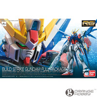 OHS Bandai RG 23 1/144 Build Strike Gundam Full Package GAT X 105B/FP Mobile Suit Assembly Model Kits oh