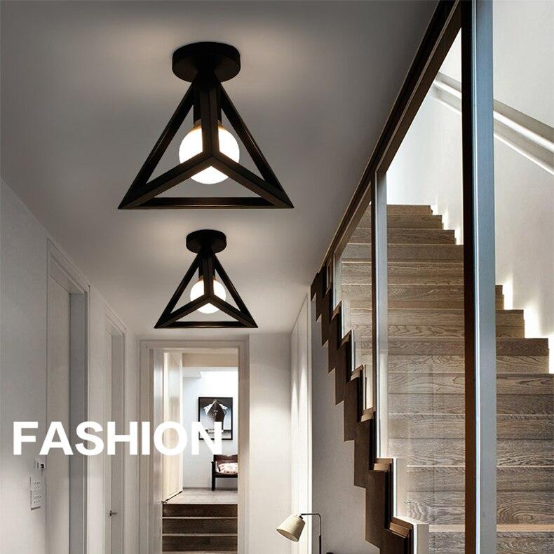 do teto lampara techo suspensão luminária e27