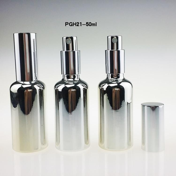 100pcs 100 ml sticlă de pulverizare de sticlă fină pentru parfum, - Instrumente pentru îngrijirea pielii - Fotografie 4