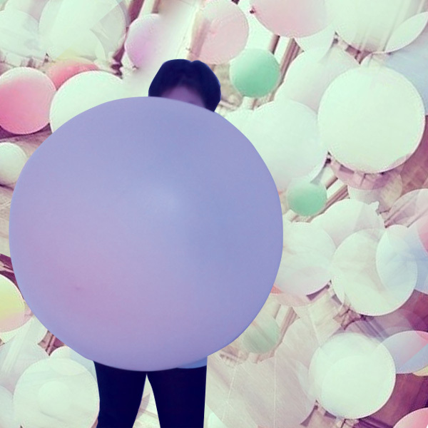 36inch Oversized latex helium balloon decoration Wedding decoration