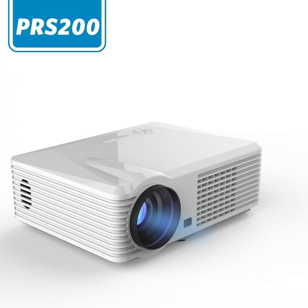 Videoprojecteur Avec Tuner Tv prs200, simplebeamer portable led projecteur, 2500 lumens