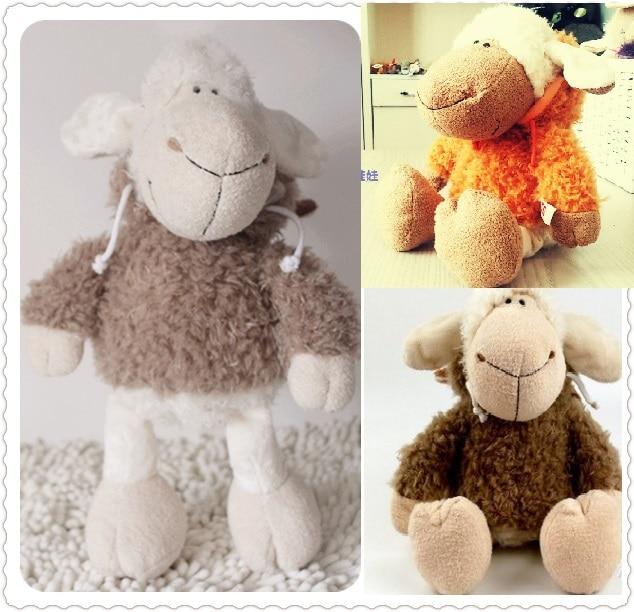 Candice guo plišana igračka punjena lutka NICI vuk haljina tkanina slatka kamuflaža Dolly ovce djeca rođendanski dar božićni poklon