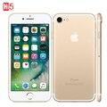 Оригинальный Apple iPhone 7 Brand new mobile Phone 2 ГБ ОПЕРАТИВНОЙ ПАМЯТИ 32/128 GB/256 ГБ ROM IOS 10 LTE 12.0MP Камера Quad-Core Отпечатков Пальцев iphone7