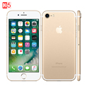 Original apple iphone 7 nuevo teléfono móvil 2 gb ram 32/128 gb/256 gb rom ios 10 lte 12.0mp cámara quad-core de huellas dactilares iphone7