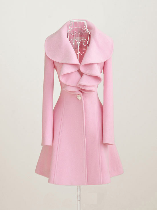 Popular Ladies Pink Trench Coat-Buy Cheap Ladies Pink Trench Coat
