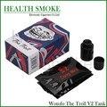 NOVO 100% Original Wotofo Troll RDA V2 Tanque Reversa ajustável 510 pin Cigarro Eletrônico Atomzier VS wotofo serpente mini